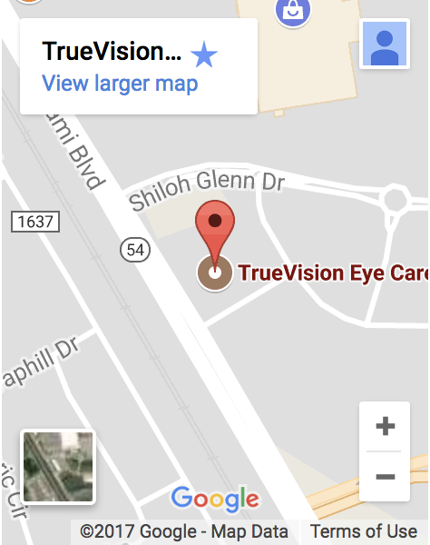 google map of TrueVision
